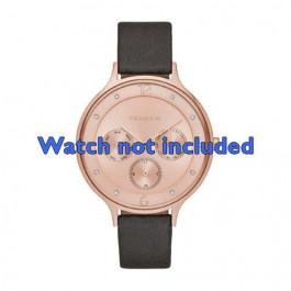Skagen klockarmband SKW2392 Läder Grå 14mm