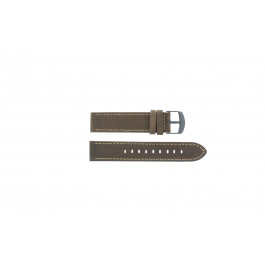 Timex klockarmband T49905 Läder Brun 20mm