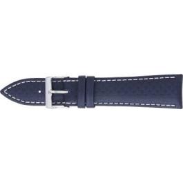 Klockarmband Condor 321.05 Kol Blå 24mm