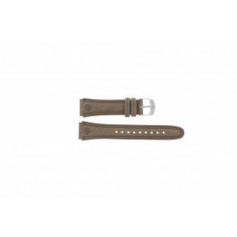 Timex klockarmband T44381 Läder Brun 20mm