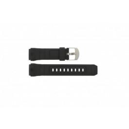 Timex klockarmband T49977 Gummi Svart 22mm