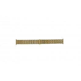 Klockarmband Morellato U0131154 Stål Guldpläterad 20mm