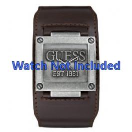 Klockarmband W90025G1 / W0418G1 Läder Brun 32mm