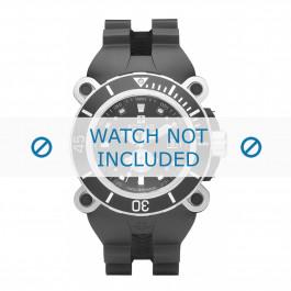 Klockarmband Zodiac ZO8532 Gummi Svart 38mm