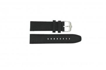 Klockarmband Swiss Military Hanowa 06-4224.04.007 Läder Svart 22mm
