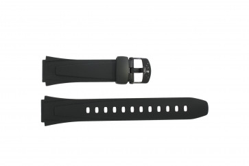 Casio klockarmband 10179406 Plast Svart 18mm