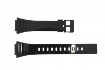 Casio klockarmband 10435844 Plast Svart 18mm