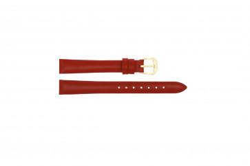 Klockarmband Condor 241R.06 Läder Röd 8mm