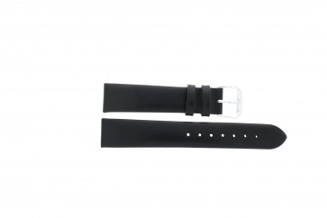 Klockarmband Universell 241R.01 Läder Svart 14mm