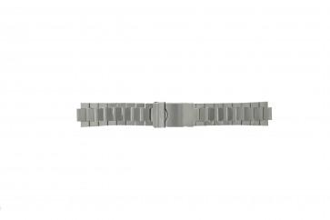 Camel klockarmband 1060-1069 Stål Silver 20mm