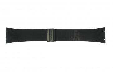 Klockarmband Skagen 696XLTBB Titan Svart 30mm