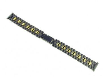 Klockarmband 72621 Titan Ilverfärgad 16mm