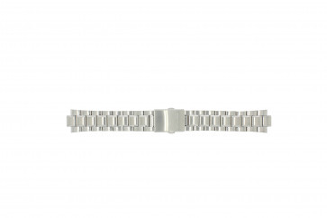 Seiko klockarmband 7T62-0HW0 Stål Silver 21mm