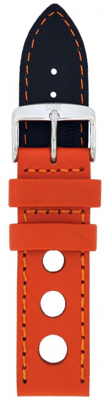 Davis Klockarmband med stansade hål 24mm B0323