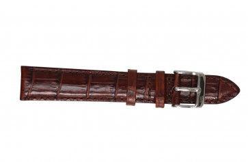 Davis extra långt Klockarmband 24mm B0906