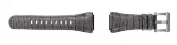 Klockarmband TW Steel CE4002 Läder Grå 24mm