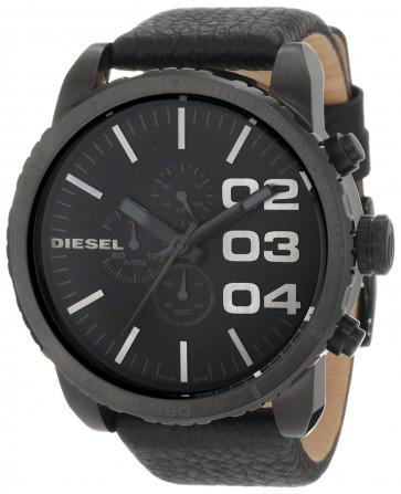 Klockarmband Diesel DZ4216 Läder Svart 26mm