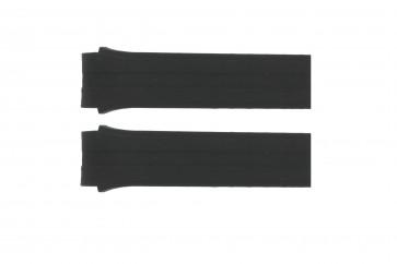 Festina klockarmband F16096.3 / F16096.4 / F16096.5 Gummi / plast Svart 22mm