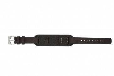 Klockarmband Fossil JR1158 Läder Brun 14mm