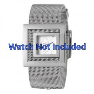 DKNY klockarmband NY4302 Stål Silver 24mm