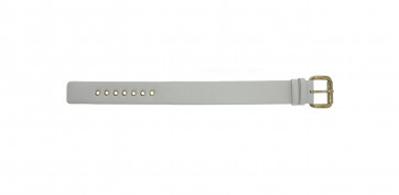Klockarmband Marc by Marc Jacobs MBM1150 Läder Vit 21mm