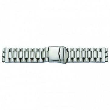 Klockarmband passande Swatch stål 19mm 1074