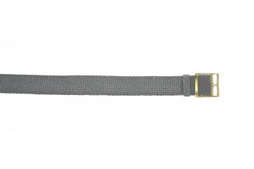 Perlon rem 20mm grått