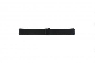 Klockarmband Skagen T233XLTMN Stål Svart 20mm