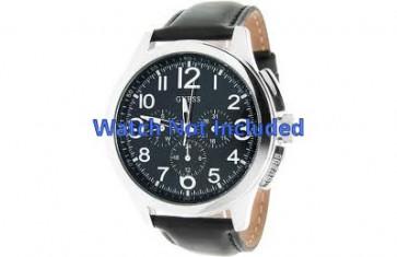 Guess W10562G3 leder zwart