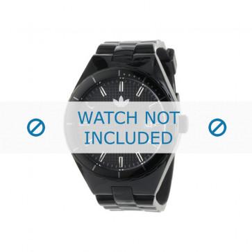 Adidas klockarmband ADH2047 Silikon Svart 22mm