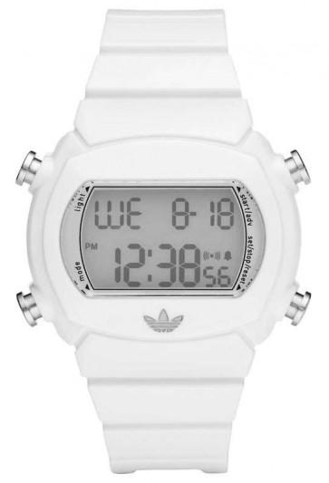 Adidas klockarmband ADH6123 Plast Vitt 22mm