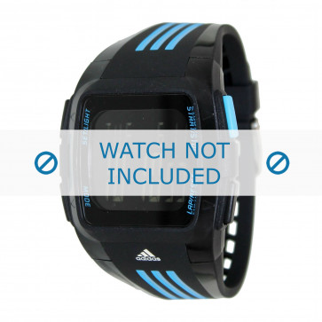 Klockarmband Adidas ADP6038 Gummi Svart 29mm
