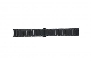 Armani klockarmband AR1451 Keramik Svart 24mm