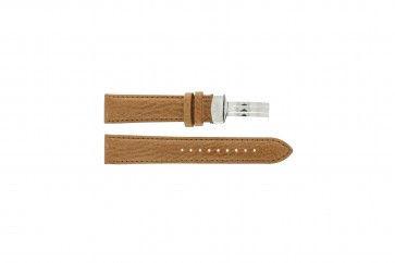 Klockarmband Armani AR5325 Läder Brun 20mm