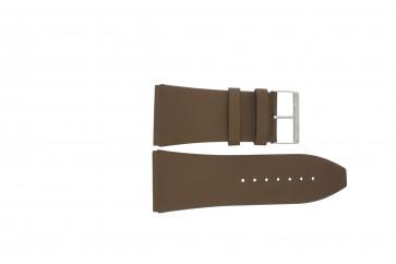 Davis klockarmband BB0972 Läder Brun 36mm