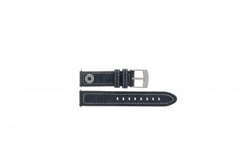 Klockarmband Camel BC51053 Active Läder Blå 18mm