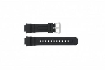Casio klockarmband AW-590-1A Gummi Svart 16mm