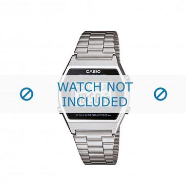 Klockarmband Casio B640WB-1BEF / B640WB-1B / 10339806 Stål 18mm