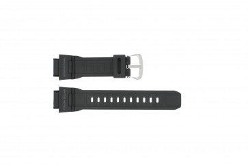 Casio klockarmband G-9300-1 / 10388870 Silikon Svart 20mm