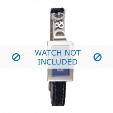 Dolce & Gabbana klockarmband 3719050034 Läder Blå