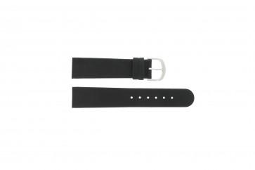 Klockarmband Danish Design IQ13Q732 Läder Svart 20mm