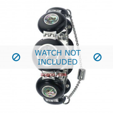 Diesel klockarmband DZ5063 Metall Svart 10mm