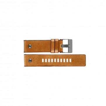 Klockarmband Diesel DZ7269 Läder Brun 24mm