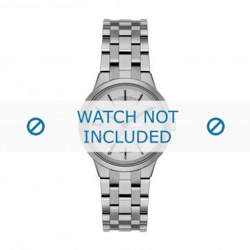 DKNY klockarmband NY-2384 Stål Silver 12mm