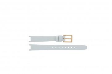 Klockarmband DKNY NY8784 Läder Vit 8mm