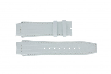 Klockarmband Dolce & Gabbana DW0257 Läder Vit 18mm