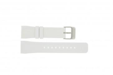 Festina klockarmband F16642-1 Silikon Vit 24mm