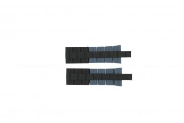 Klockarmband Festina F16659/3 Stål/Silikon Blå 8mm