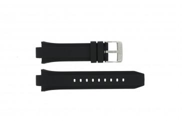 Klockarmband Festina F16667-6 Gummi Svart 13mm