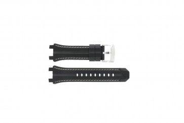Klockarmband Festina F16350/1 Gummi Svart 23mm